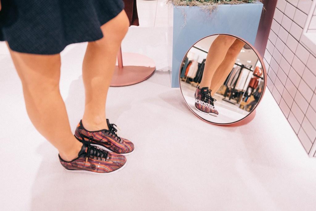 Nike Beautiful x Powerful Cortez and Athleisure fashion