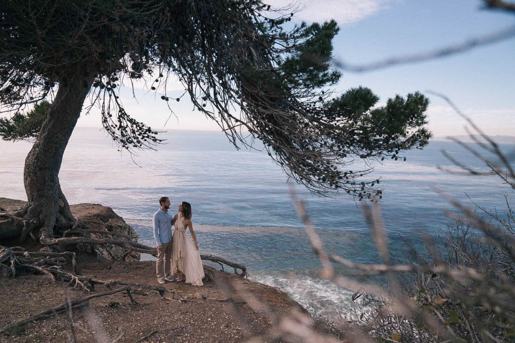 Palos Verdes Engagement Photos and Wedding planning series