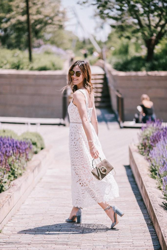 Chicago Fashion Blogger and Chicago Millennium Park