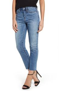BLANKNYC The Madison Straight Leg Crop Jeans