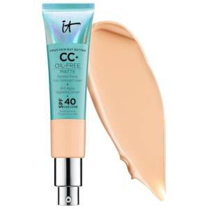 it cosmetics oil free matte foundation