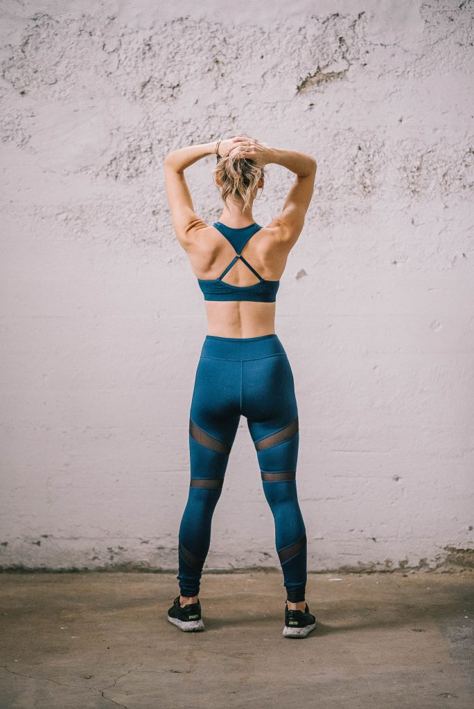 Blogger Sportsanista sharing gifts for the fitness lover