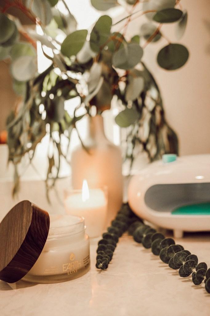 Pretika ST251OxyHandSpa and Earth Luxe 100% Pure Virgin Coconut Oil 4oz Jar