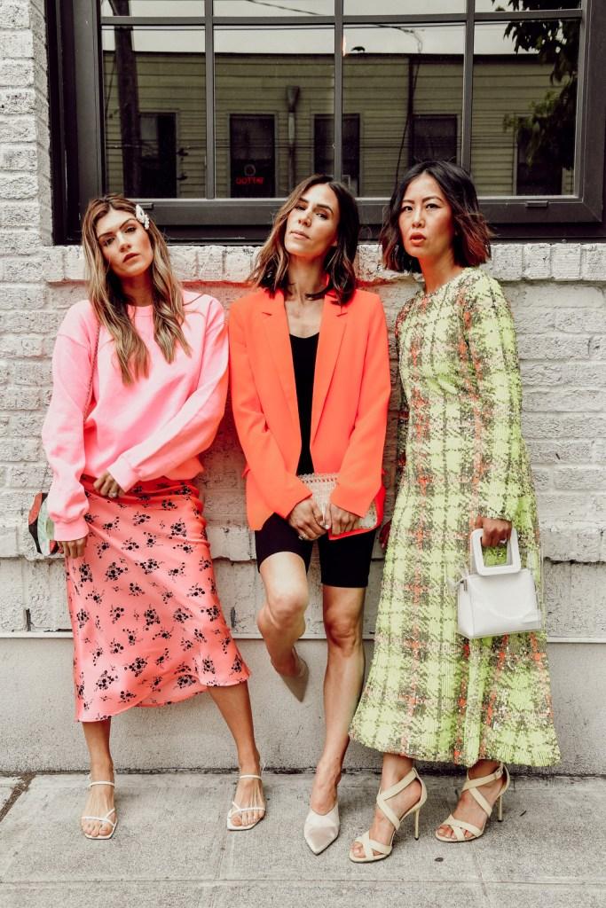 Seattle Stylelogue wearing Ultra Brights