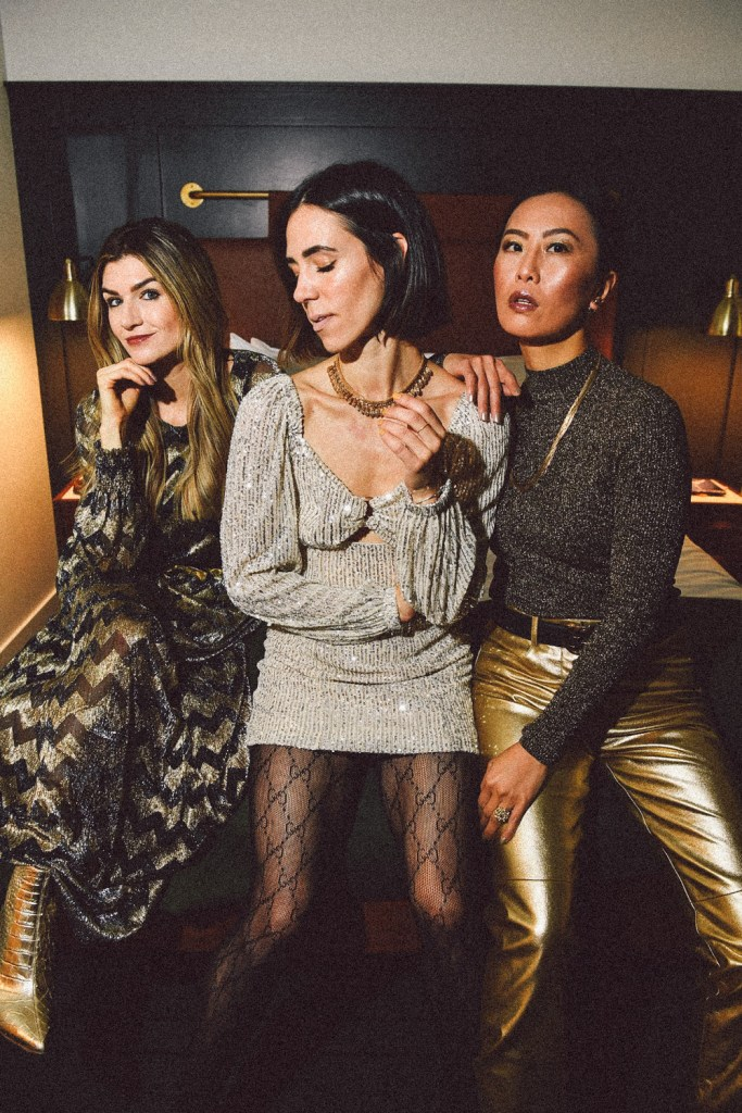 Holiday Inspired Looks, Holiday Fashion, Sequin Dress, gold Shimmer