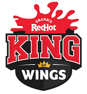 Frank's RedHot King of Wings logo