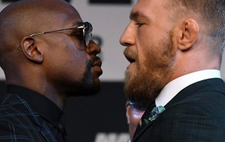 Who will win -- McGregor or Mayweather?
