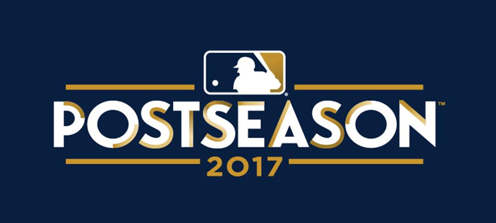 2017 MLB Postseason schedule