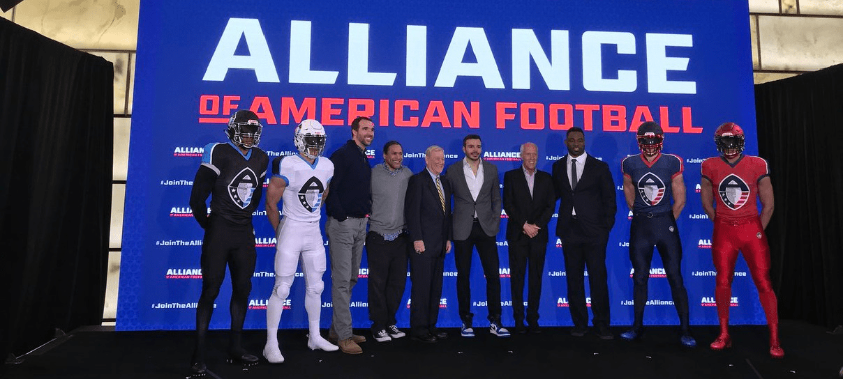 What does The Alliance of American Football mean for sports bars?