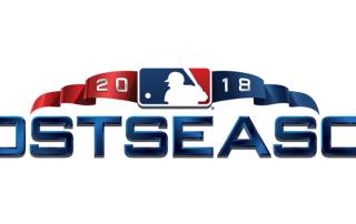 Download the 2018 MLB Playoffs TV Schedule