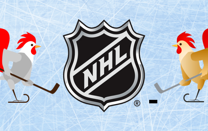 NHL Chicken Wing Theme Recipes