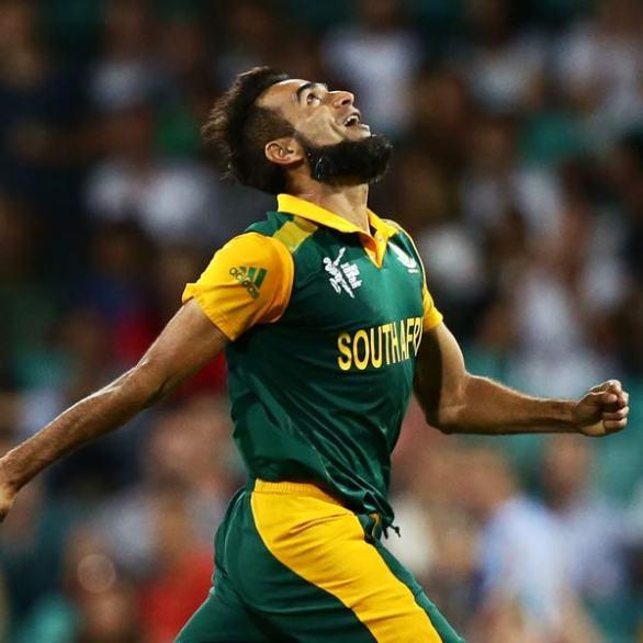 Imran Tahir - South Africa