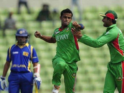 T20 Asia Cup 2016 5th Match, Bangladesh vs Sri Lanka