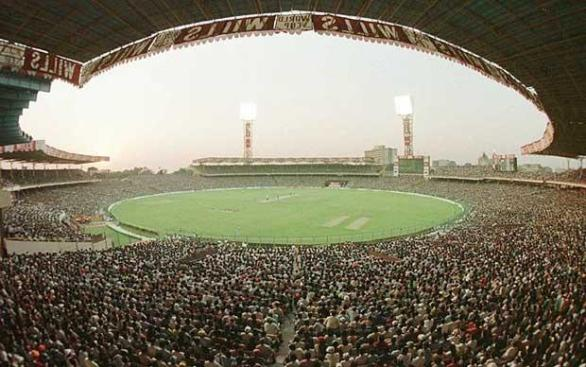 Eden Gardens Beautiful Cricket Ground