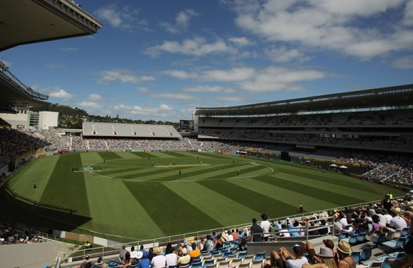 Eden Park Beautiful Cricket Ground
