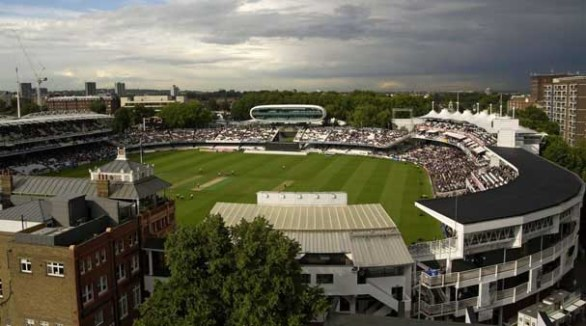 The Lord's Beautiful Cricket Ground