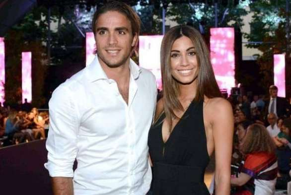 Federica Nargi - Hottest WAGs Of Footballers