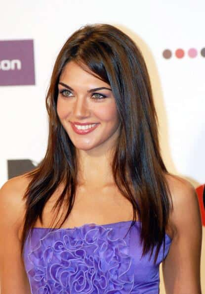 Lorena Bernal - Hottest WAGs Of Footballers