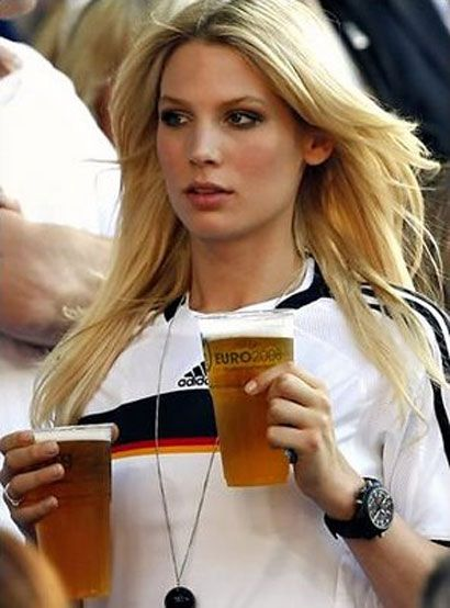 Sarah Brandner - Hottest WAGs Of Footballers
