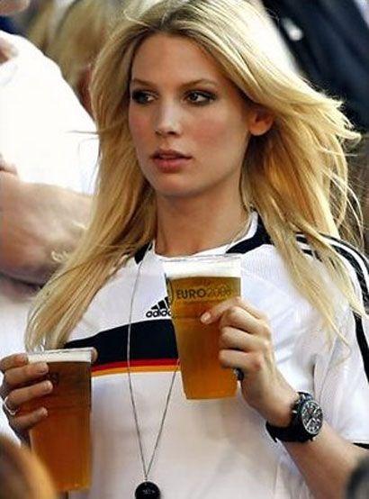 Sarah Brandner - Hottest WAGs Of Footballers