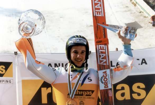 best ski jumpers