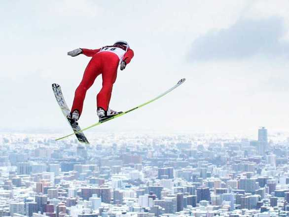 best ski jumpers