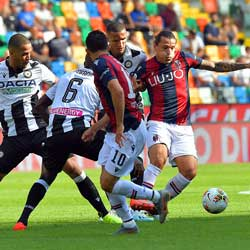 Bologna Breaks into Asian Sportsbook Market