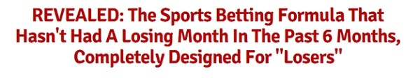 free sports cash system review