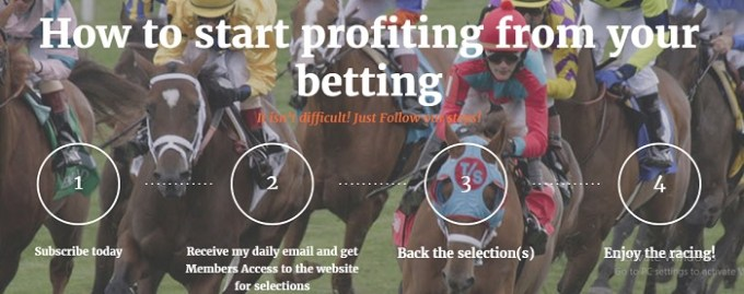 first favoirte Horse Racing Systems That Work