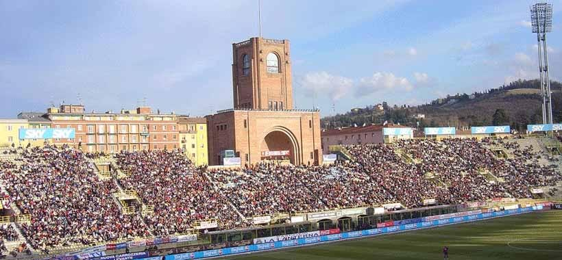 bologna home ground