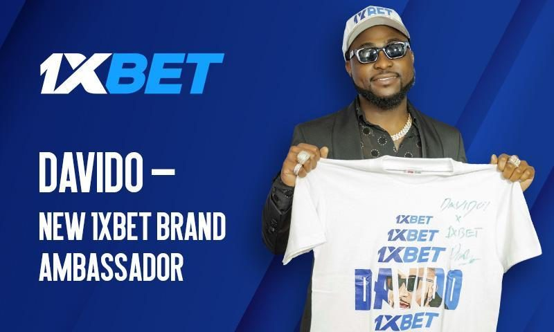 1xBet Announces Davido as the Newest Brand Ambassador in Africa