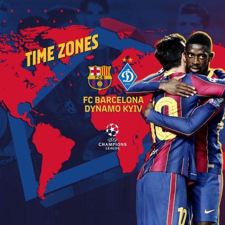 Barcelona vs Dynamo Kyiv Match Analysis and Prediction