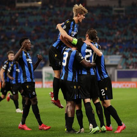 Club Brugge vs Manchester City Match Analysis and Prediction