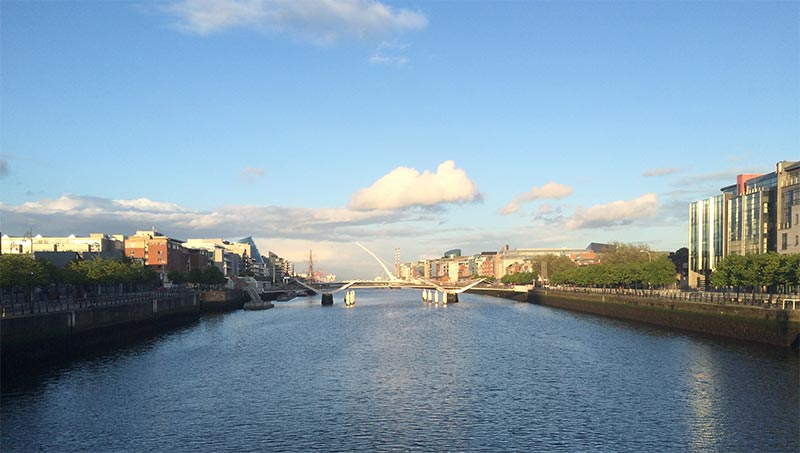 I spent an amazing year and a half working in Dublin.