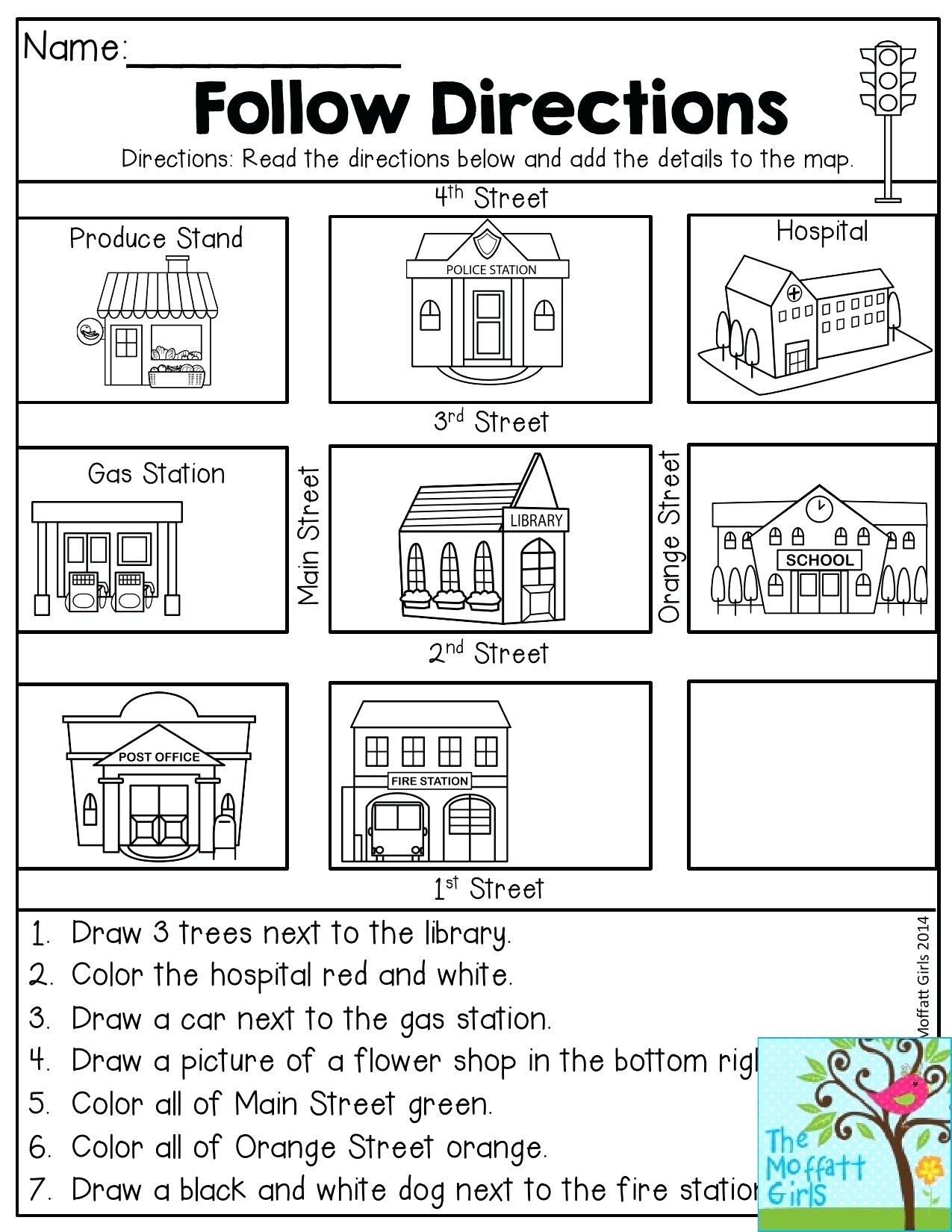 20 Map Skills Worksheets Answers