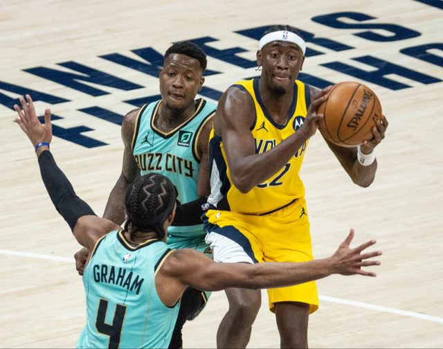 Charlotte Hornets at Indiana Pacers odds, picks and prediction