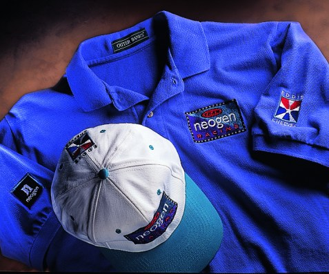 Neogen Polo & Hat