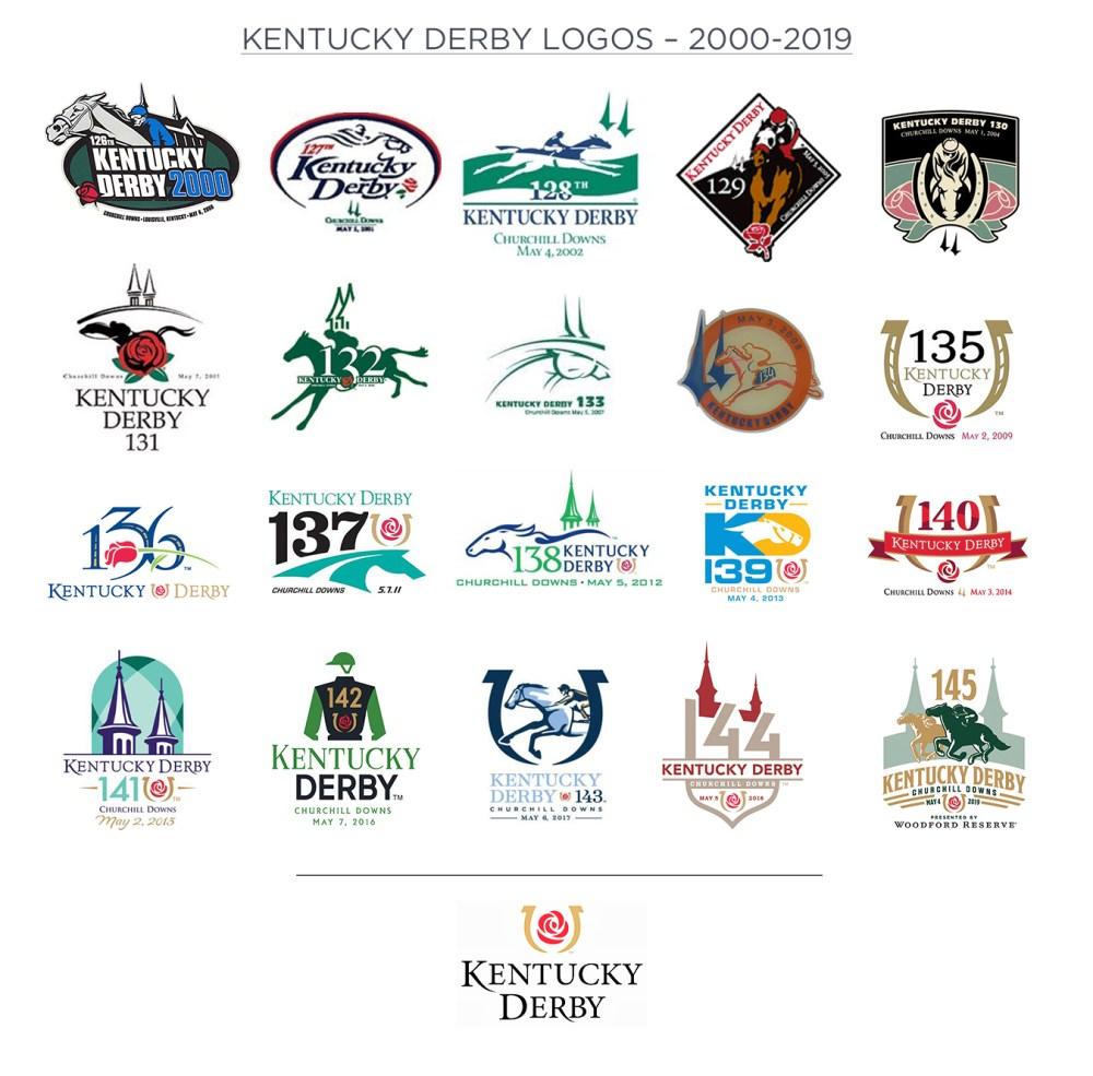 2000-2019 Logos
