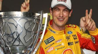 Joey Logano said in early 2018 that he hasn't 'made it' yet because he doesn't have a championship