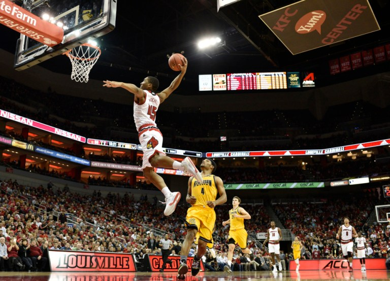 NCAA Basketball: Kennesaw State at Louisville
