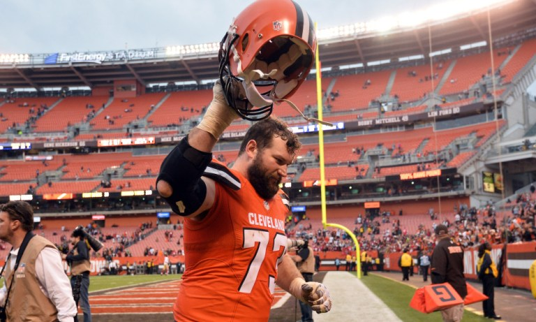USP NFL: SAN FRANCISCO 49ERS AT CLEVELAND BROWNS S FBN USA OH