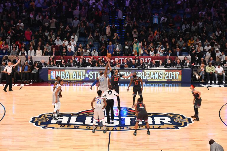 A Revamped NBA All-Star Format Won't Change Anything 2