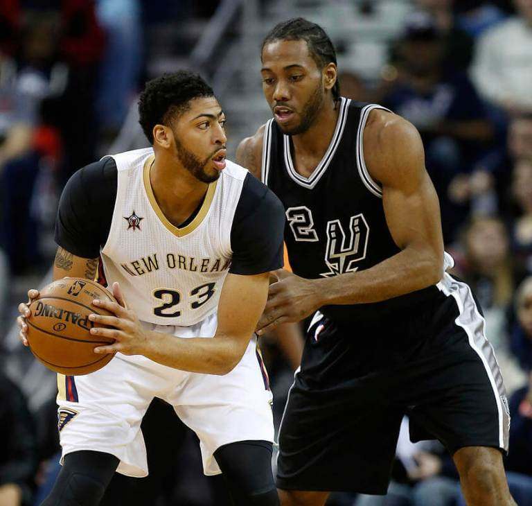 What If Boston Traded Kyrie Irving To San Antonio for Kawhi Leonard?
