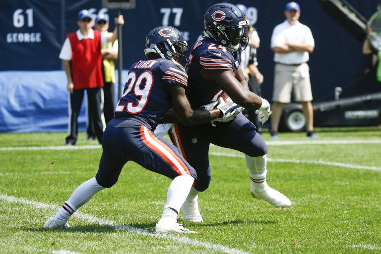 tarik cohen:jordan howard