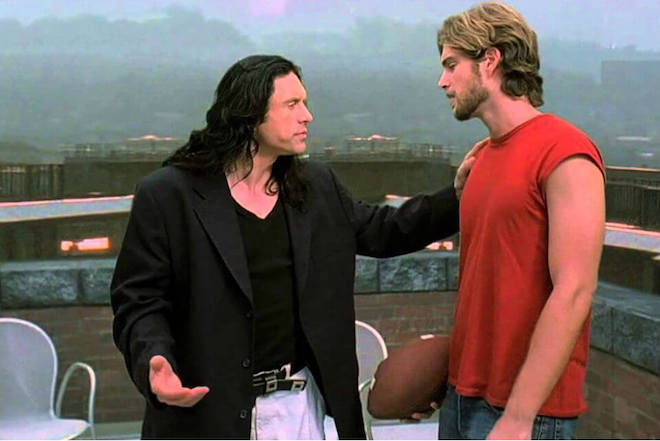 Image result for tommy wiseau and greg sestero