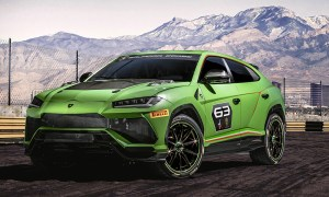 Lamborghini Launches Urus ST-X Concept, Single-Make Series