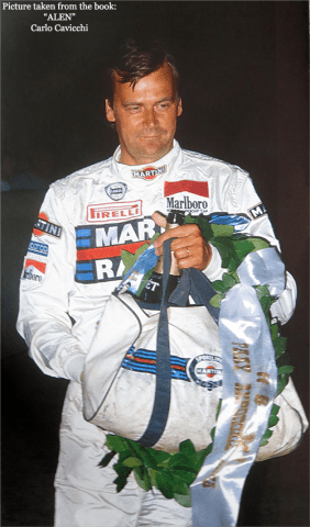 Racing Birthdays - Markku Alén