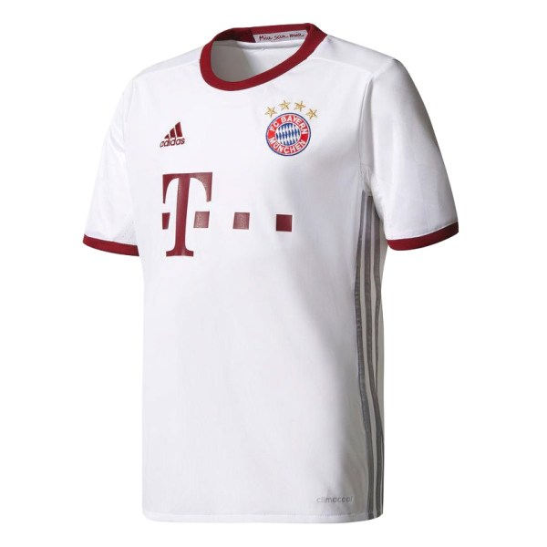 Adidas FC Bayer München UCL Junior-Trikot 2016/2017