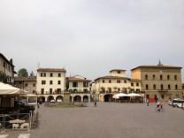 Piazza in Greve in Chianti