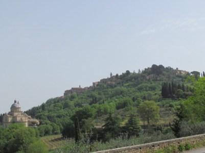 Cidade de Montepulciano